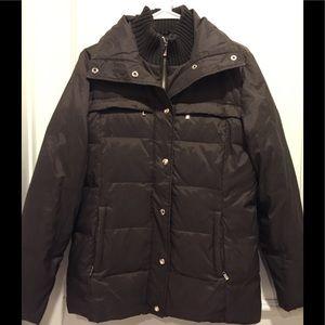 Michael Kors Down Puffy Coat womens medium euc